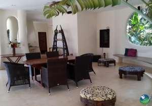 Las Nubes Resort Living Room