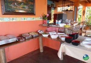 Lookout Playa Tortuga Breakfast