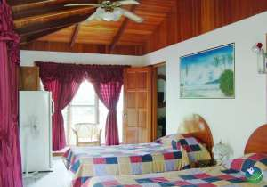 Natuga EcoLodge-Villas Bedroom