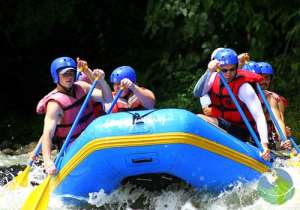 Pacuare River Rafting Rafting Fun