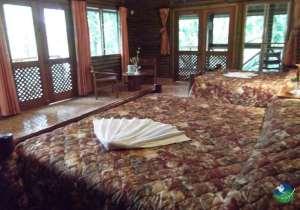 Rio Indio Lodge Bedroom