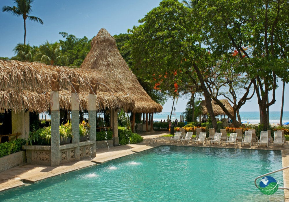Tamarindo Diria Beach Resort Pool Area