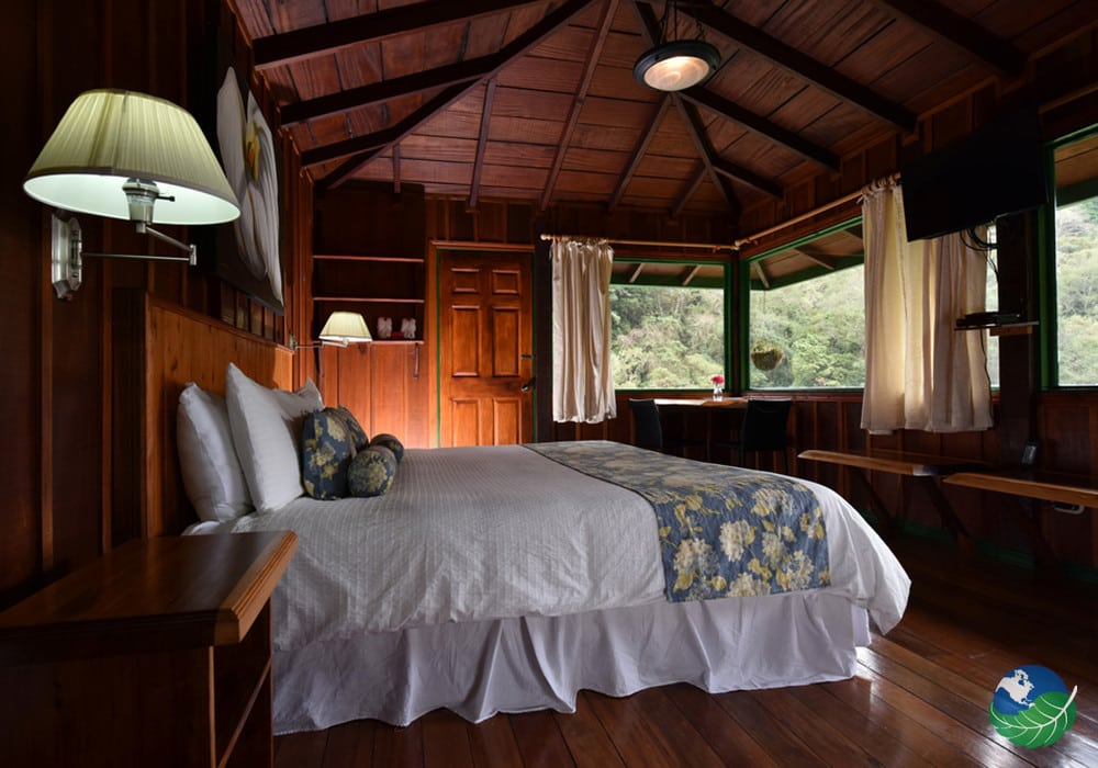 Trogon Lodge Superior Room