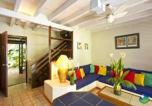 Villas Del Caribe Puerto Viejo Living Room