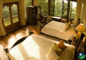 Trapp Family Lodge Suite