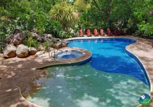 Hotel Bosque del Mar Pool