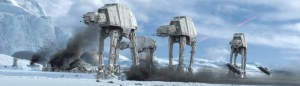 Imperial Walkers have entered the base!