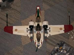 ARC-170 Starfighter|Aggressive ReConnaissance 170 Starfighter
