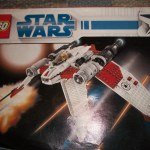 Star Wars LEGO V-19 Torrent Starfighter 7674