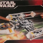 Star Wars LEGO Y-Wing Fighter 7658