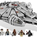 Star Wars LEGO real time build set 7778
