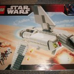 Star Wars LEGO Imperial Landing Craft 7659