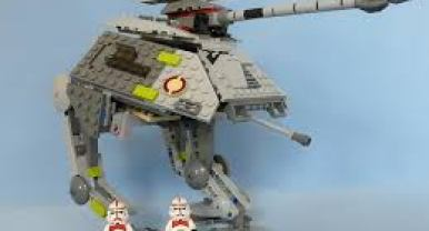 LEGO Star Wars AT-AP 7671|All terrain Attack Pod