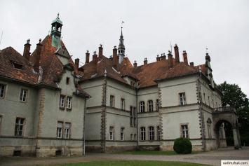 Замок Шернборнов