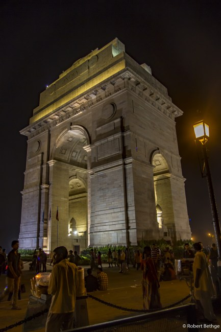 Indian Gate in New Delhi