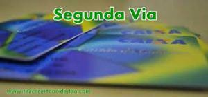 2 via cartão do Cidadão