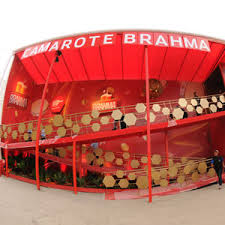 Camarote Bar Brahma - 2000 vagas