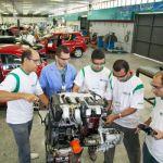 Curso Manutenção em Motores Ciclo Otto - SENAI