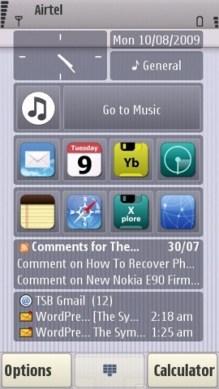 Free Download Nokia N97 Themes