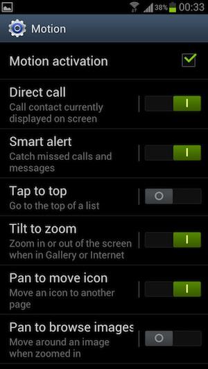Galaxy S3 Trips & Tricks
