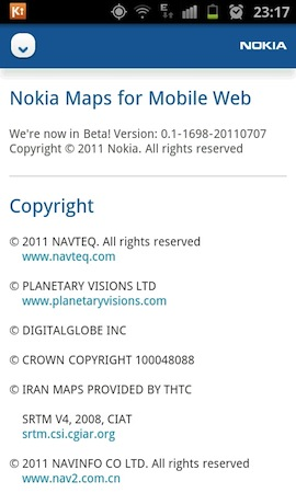 Exclusive: Nokia Maps Come To iOS & Android