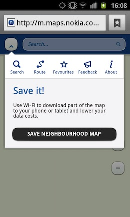Nokia Maps For iOS & Android Now Supports Offline Maps & Public Transit Directions