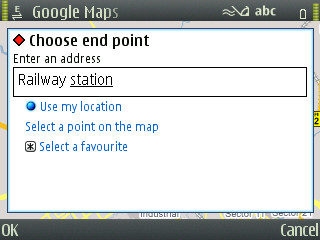 Google Maps - Navigation In India