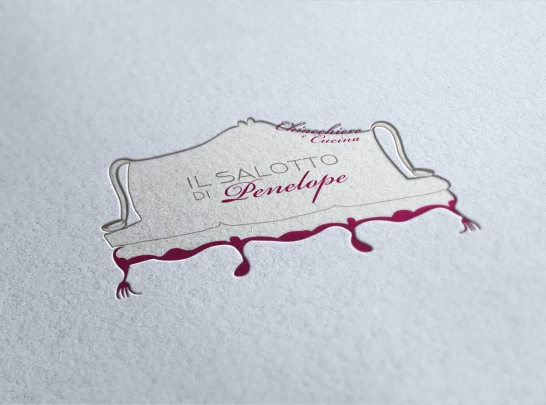 Logo - Il Salotto di Penelope