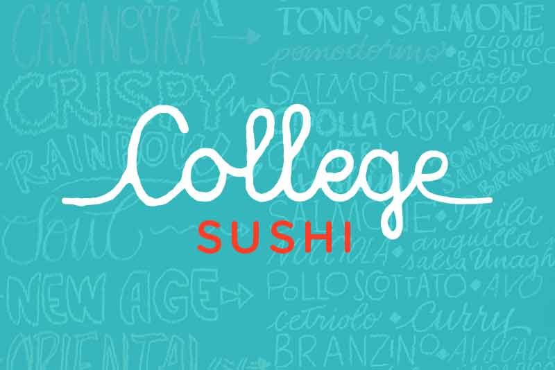 College Sushi, il primo sushi take away a Forlì