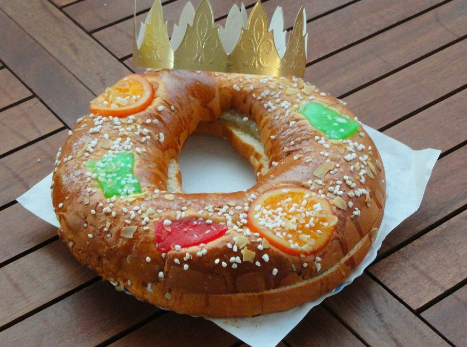 Cuando el Roscón de Reyes llegó a Valencia y condenó a la tradicional Casca de Reyes