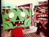 Papercraft-Zombie