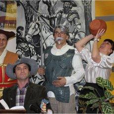 Lectura continuada de El Quijote en el colegio Raimundo Lullio