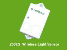 Z-302g-Z302G Wireless Light Sensor