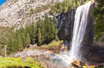 Day Two: Vernal Falls