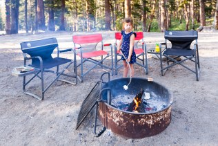 Day Six: Camping next to Lake Mary at Coldwater Campground