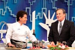 Gastronomia do programa Todo Seu: Menu Maria Callas