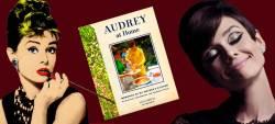 Memórias de Audrey Hepburn, na cozinha