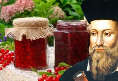 Além das profecias, Nostradamus sabia tudo sobre geleias