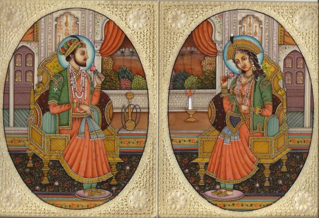 Shah-Jehan e Mumtaz Mahal