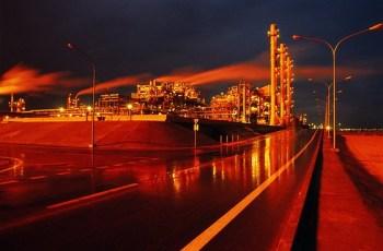 olieraffinaderij-koeweit