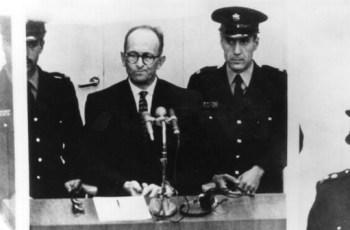 eichmann-rechtszaak