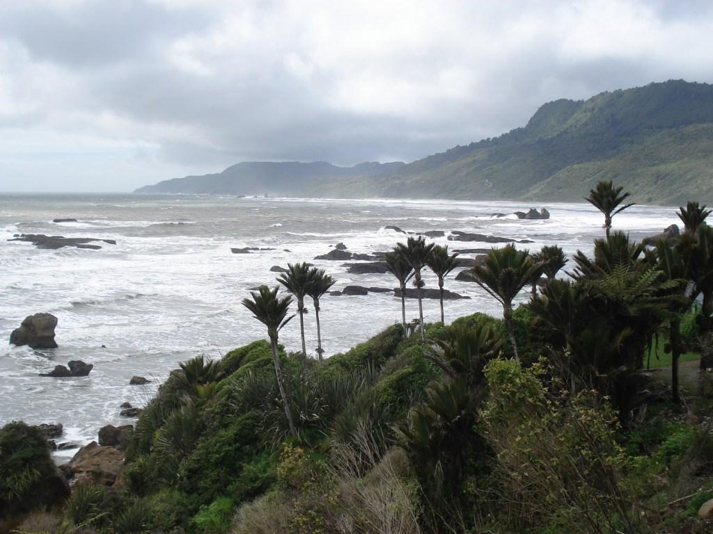 Westkust Zuidereiland