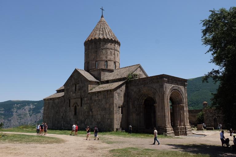 Tatev klooster (9e eeuw)