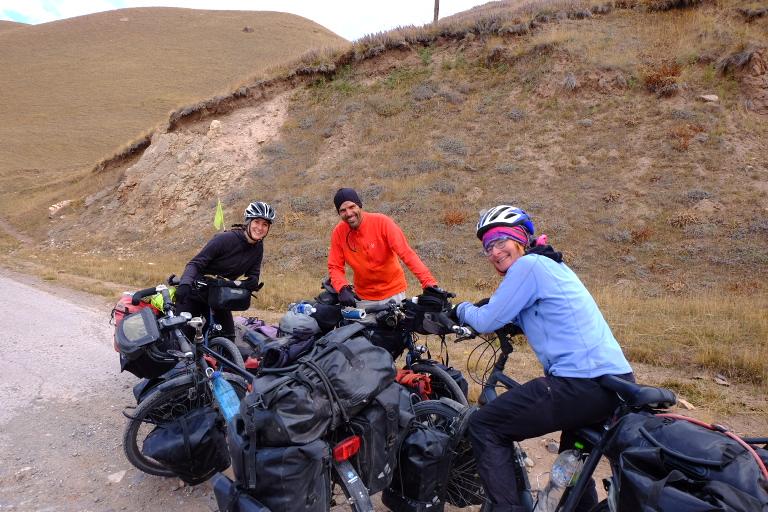 Zwitserse bike 'n boarders