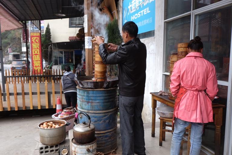 Dumplings, ons favoriete ontbijt in China