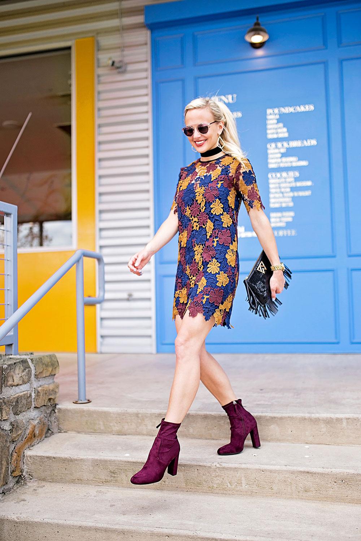 vandi-fair-blog-lauren-vandiver-dallas-texas-southern-fashion-blogger-nordstrom-burgundy-ankle-booties-steve-madden-edit-boots-astr-guipere-lace-shift-dress-5