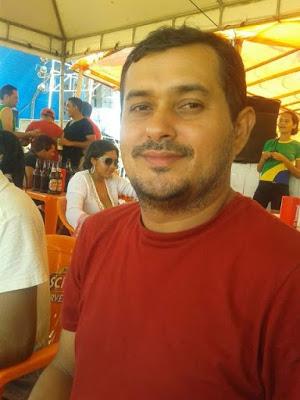 Roberto Lano: mais um blogueiro vítima da violência que paira sobre estado.