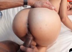 Video de sexo de uma novinha com negão
