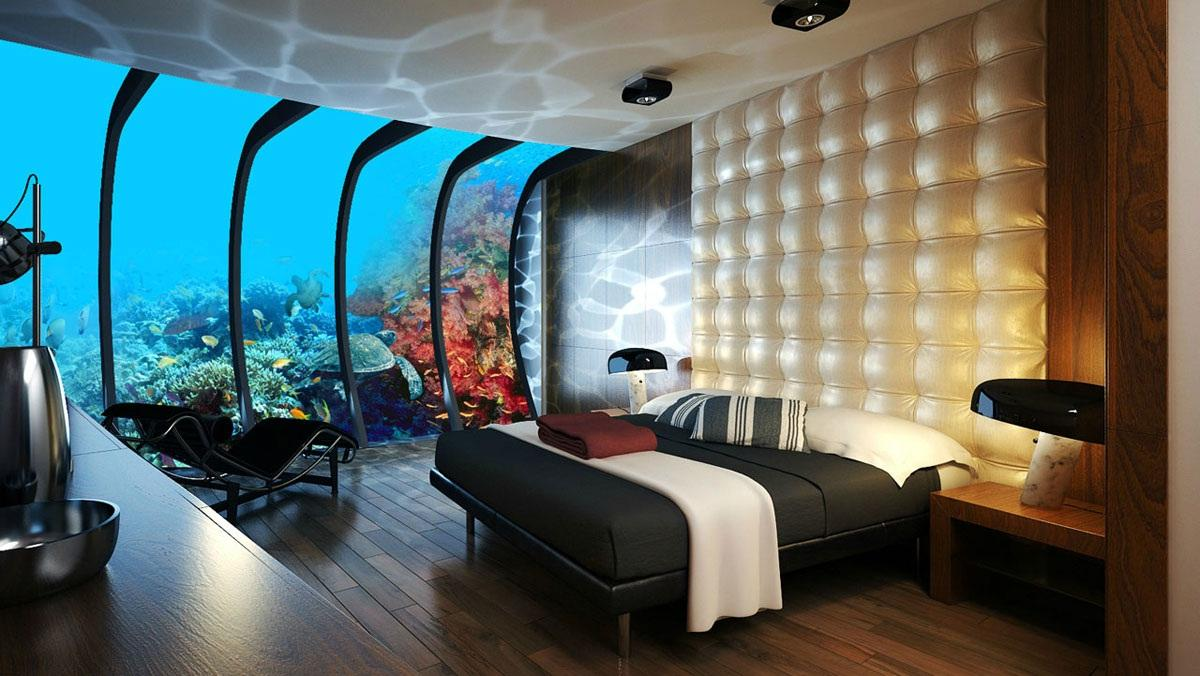 My top 5 dream hotel rooms to stay at for Dubai famous hotel