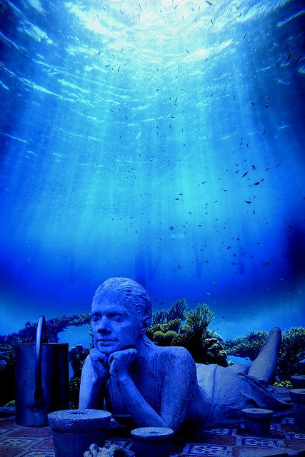 20 photos that will take your breath away for Spain underwater museum